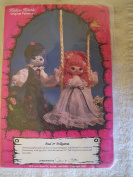 Paul & Pollyanna Doll Making Patterns