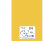 Accent Design Paper Accents ADP8511-25.8810 No.80 22cm x 28cm 24 Carat Gold Paper Pearlized Card Stock