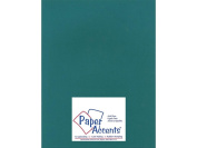 Accent Design Paper Accents ADP8511-25.17703 No.100 22cm x 28cm Hunter Green Heavy Weight Smooth Card Stock