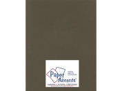 Accent Design Paper Accents ADP8511-25.19901 No.100 22cm x 28cm Dark Molasses Heavy Weight Smooth Card Stock