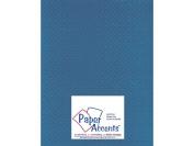 Accent Design Paper Accents ADP8511-25.37717 No.80 22cm x 28cm Delphinium Mini Dots Card Stock