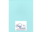 Accent Design Paper Accents ADP8511-25.17701 No.100 22cm x 28cm Pale Aqua Heavy Weight Smooth Card Stock