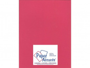 Accent Design Paper Accents ADP8511-25.11103 No.100 22cm x 28cm Watermelon Pink Heavy Weight Smooth Card Stock