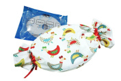 Premium Baby Pillow for New Born ~ Over 12 Months Keeps the Baby's Head Cool Prevent Flat Head Cutie
