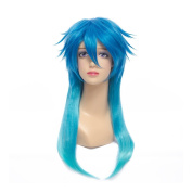Kadiya Cosplay Wigs Long Fashion Boy Teens Halloween Costume Wig