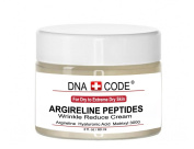 For Dry Skin-Alternative to Botox- Pure Argireline Peptides Winkle Reduce Cream-Hyaluronic Acid+ Matrixyl 3000