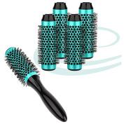 Candy Brush Aluminium Hair Brush Round for Blow Drying Diameter 35mm,