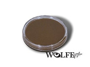 Wolfe FX SADDLE BROWN 019 30g Cake - Hydrocolor Face and Body Paint