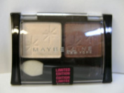Maybelline New York Expert Wear Eyeshadow Duo, Amethyst Diamond by Maybelline