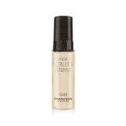 Luminess Air Metallics Makeup Airbrush, Shimmer Gold, 15ml