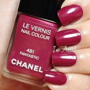 Chanel Le Vernis Nail Colour 485 fantastic