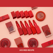 3CE Stylenanda Red Recipe Matt Lip Colours set