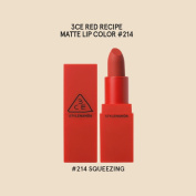 3CE Stylenanda Red Recipe Matt Lip Colour