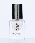 Sara Elizabeth Nail Laquer Polish Ethereal - a Sheer Light and Airy White - Non Toxic Mini Bottle