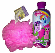 My Little Pony Bubble Bath with Sponge