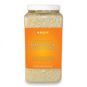 Magnesium Foot Bath Flakes with Organic Orange & Lemon Peel