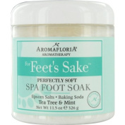 FOR FEET'S SAKE by Aromafloria PERFECTLY SOFT SPA FOOT SOAK BLEND OF TEA TREE AN
