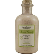 AROMA REMEDY by Aromafloria ANCIENT SEA SPA SALTS 680ml BLEND OF TEA TREE, GERAN
