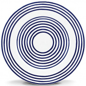 Lenox China kate spade Charlotte Street West Striped Accent Plate