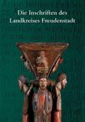 Die Inschriften Des Landkreises Freudenstadt  [GER]