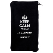 Keep Calm And Let Oconnor Handle It - Make Up Case