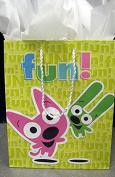 Hoops & Yoyo Small Gift Bag