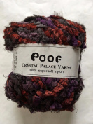 "Crystal Palace Yarns Poof #9375 ""Kelim"" Puff Eyelash Yarn 50 Gramme"
