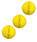 3-pack Large 36cm Honeycomb Tissue Paper Party Ball Decoration