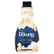 Ultra Downy Infusions Long-lasting fragrance Cashmere Glow Liquid Fabric Conditioner, 1210ml