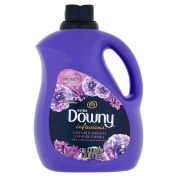 Downy Ultra Infusions Lavender Serenity Liquid Fabric Softener, 120 loads, 3050ml