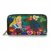 Disney Alice in Wonderland Garden Wallet