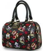 Disney Villains Rose Duffle