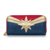 Marvel Captain Marvel Wallet