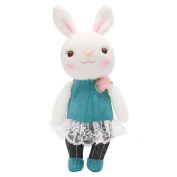 Zebra Tiramisu Rabbit Plush Toys Stuffed Lover Doll Birthday Christmas Gift Kids