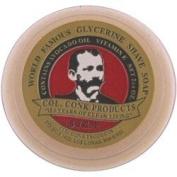 Colonel Conk Glycerine Shave Soap Bay Rum