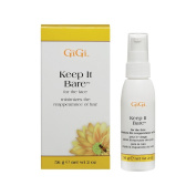 Gigi Keep It Bare For The Face, 60ml For Home And Salon Use