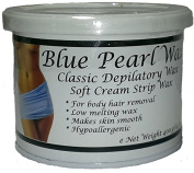 Blue Pearl Wax Crystal Lagoon Soft Wax (Strip) 400g (410ml) Can