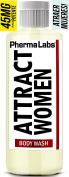 PhermaLabs Feromonas Jabón Corporal - BODY WASH Para Hombres- 300ml- Atraer Mujeres instantáneamente- Mayor Concentración De Feromonas - Aumenta El libido- y Aroma fresco de larga duración 45mg