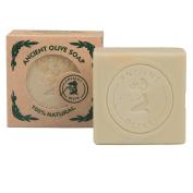 Natural Olive Oil Soap (2 Pack) - Non Irritating Soap For Sensitive Skin - 160ml Unscented