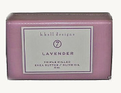 k.hall designs Lavender Bar Soap
