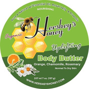 Body Butter Uplifting Repairs, Moistuizes, Nourishes, Organic Non GMO
