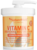 NatureWell Vitamin C Brightening Moisturising Cream