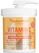 NatureWell Vitamin C Brightening Moisturising Cream