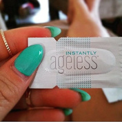 1 Vials Sachets Jeunesse Instantly AgelessTM Powerful Anti-wrinkle Microcream Works Quickly Effectively Diminish Visible Signs Ageing