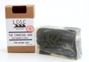 The Charcoal Bar - Activated Charcoal Soap