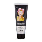 Fascy Bubble Tina Charcoal Pore Cleansing Foam
