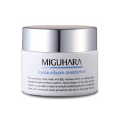 MIGUHARA Hyalucollagen Moisturiser Cream 50ml (1.69oz) Natural Cosmetics