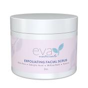 Eva Naturals – Exfoliating Facial Scrub – Helps Reduce Acne, Pores, Blackheads, Dead Skin Cells – 60ml