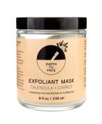 Earth tu Face - Organic Calendula + Carrot Exfoliant Powder Mask