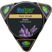 GoAyur Face Scrub, Lavender